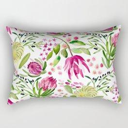 Protea Flower Bloom Rectangular Pillow