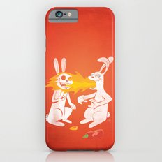 Fire Bunny iPhone 6s Slim Case