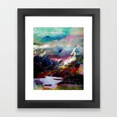 Untitled 20100816g (Landscape) Framed Art Print