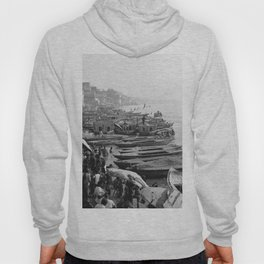 Varanasi The Ganges river Hoody