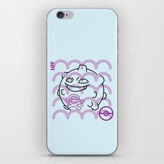 K-109 iPhone & iPod Skin