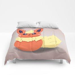 Evolution Bobbles - Flareon Comforters