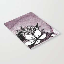 Flower Tangle Notebook