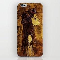 Rosehorn. iPhone & iPod Skin