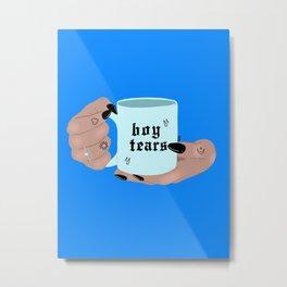 cup of boy tears Metal Print