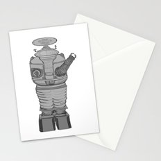 Danger Will Robinson! Stationery Cards