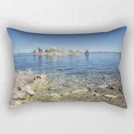 Mono Lake Tufa, No. 2 Rectangular Pillow