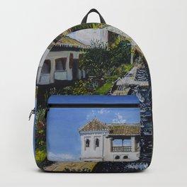 Palacio de Generalife Backpack