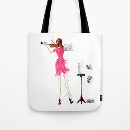 The Practice Session Tote Bag