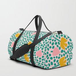 holland dots Duffle Bag