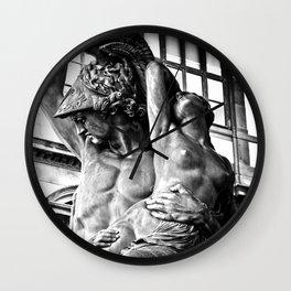 Polyxena Wall Clock