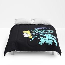 """AVA'S POSSESSIONS"" ARTWORK Comforters"