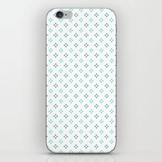 Spring mood pattern 1 iPhone & iPod Skin