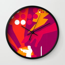 James Bond Golden Era Series :: Dr. No Wall Clock