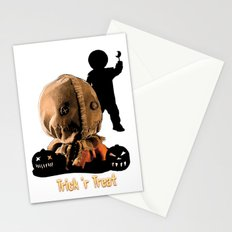 Sam: Monster Madness Series Stationery Cards