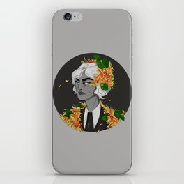 witch hazel iPhone Skin