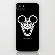 Mickey Duck Slim Case iPhone (5, 5s)