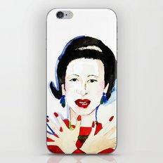 Diana Vreeland iPhone & iPod Skin