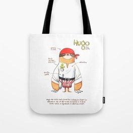 Hugo the Sloth Tote Bag