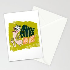 Smile My A$$ Stationery Cards