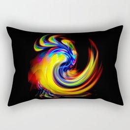 Abstract Perfection 15 Rectangular Pillow