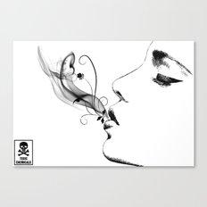 It's Toxic Canvas Print