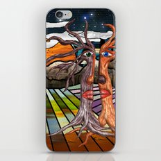 Doodlage 08 - If trees could speak iPhone & iPod Skin