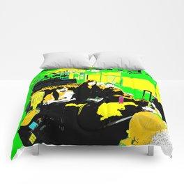 Chatting Comforters
