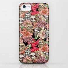 Because Sloths iPhone 5c Slim Case