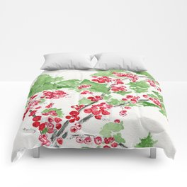 Currant Events Comforters
