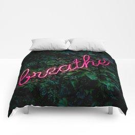 Breathe (Fabian Moller) Comforters