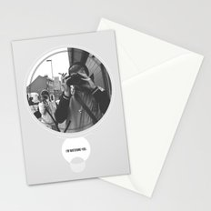 I'm Watching You. Stationery Cards