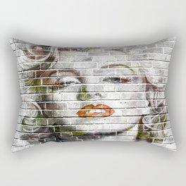Sex Symbol Wall Hanging | Movie Star Art Tapestry | Wall Art Decor Rectangular Pillow