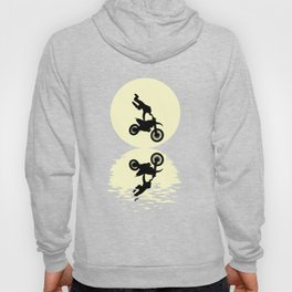 Moon Fmx T Shirt Hoody