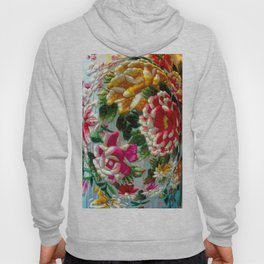 Chintz Egg Hoody