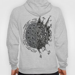 Dependent Existence / The Sun and The Moon Hoody