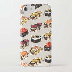 Sushi Pug iPhone 7 Slim Case