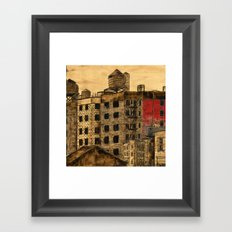 A Different Perspective Framed Art Print