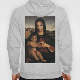 Bey and Blue  Hoody