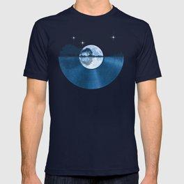 Nature Guitar Record T-shirt