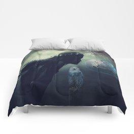 Scent of wisdom Comforters