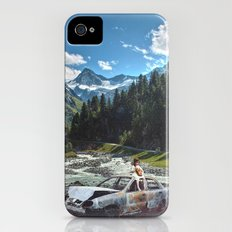 Gabriela's Robin Dream iPhone (4, 4s) Slim Case