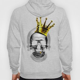 Skull and Crown Hoody