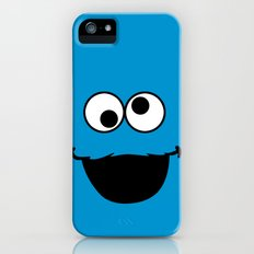 Cookie Monster iPhone (5, 5s) Slim Case