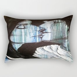 Embrace Me Rectangular Pillow