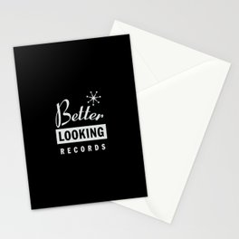 Better Looking Records Stationery Cards