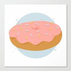 Donut! Canvas Print