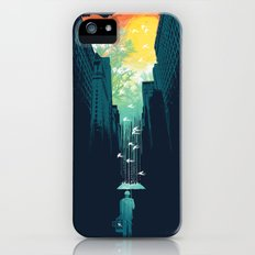 I Want My Blue Sky iPhone (5, 5s) Slim Case