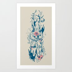 Lusus Naturae Art Print