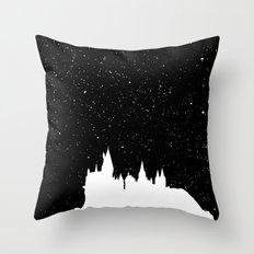 Hogwarts Space Throw Pillow